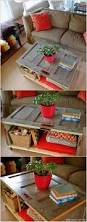 Coffee Tables With Storage by 25 Best Red Coffee Tables Ideas On Pinterest Yellow Coffee