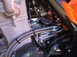 my oil cooler install