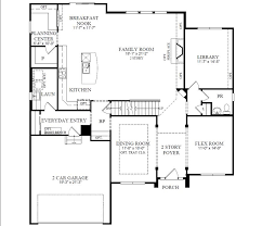 Pulte Homes Floor Plans Texas Bloomfield New Home Plan Orion Township Mi Pulte Homes New