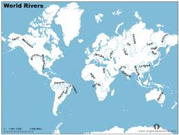 world river map image 2 world river map maps rivers new of utlr me