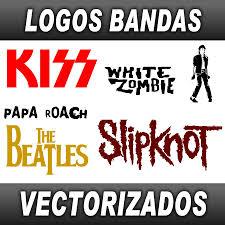 imagenes logos musicales logos vector bandas musicales rock vectorizados 30 00 en mercado
