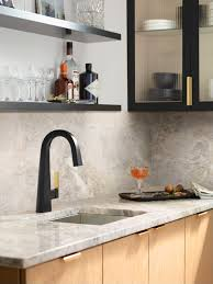 kitchen cabinet sink faucets new looks for kitchen and bath faucets in 2019