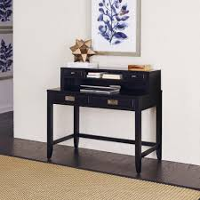 Oxford Secretary Desk Home Decorators Collection Oxford Black Desk 0151200210 The Home