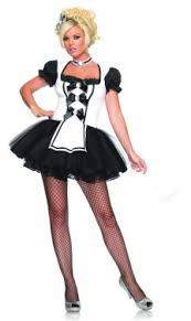 French Maid Halloween Costume French Maids French Maid Costumes
