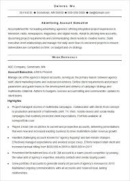 Advertising Sales Resume Sample by Download Advertising Agency Sample Resume Haadyaooverbayresort Com