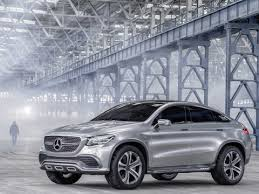 pics of mercedes suv mercedes reveals concept coupe suv business insider