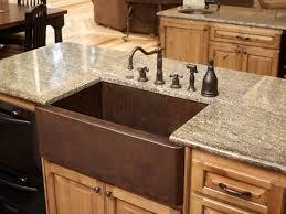 Copper Sinks Blog How To Install A Soluna Copper Farmhouse Sink - Copper farmhouse kitchen sink