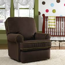 Nursery Glider Recliner Fantastic Kersey Upholstered Swivel Glider Recliner With Best