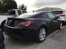 2013 hyundai genesis coupe 3 8 for sale hyundai genesis coupe in florida for sale used cars on