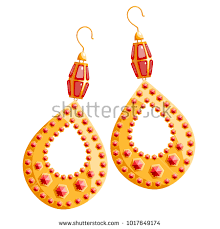 photo of earrings earring stock images royalty free images vectors