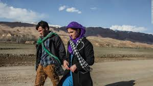 afghanistan s romeo and juliet cnn