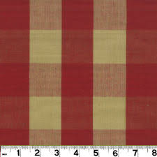 Red Plaid Upholstery Fabric Check Upholstery Fabric Ebay