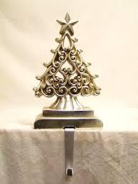 christmas holder regency holder hanger silver christmas tree 12
