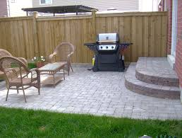 Backyards  Terrific Simple Outdoor Patio Kitchen Design - Simple backyard design ideas