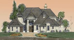 chateau style homes small luxury homes starter house plans