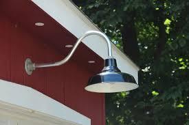 Outdoor Gooseneck Light Fixture by Spotlight On Light Fixtures The Barn Yard U0026 Great Country Garages