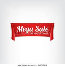 set paper sale banners vector stock vector 568577932