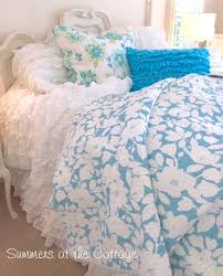 Bedding Shabby Chic by Shabby Chic Quilts Full Queen Bedding Romantic Homes French