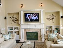 Decorating A Fireplace Wall Impressive 60 Fireplace Wall Decor Inspiration Design Of