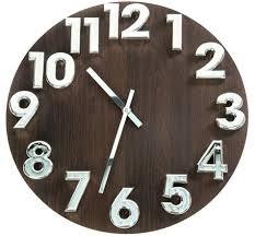 wall clocks american number plate wall clock digital number wall