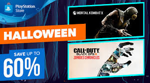 playstation store black friday 2017 playstation store halloween deals start today resident evil 7