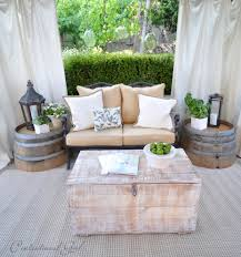 coffee table with cooler wine barrel furniture ideas you can diy or buy 135 photos