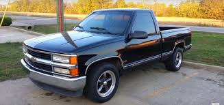 chevy truck with corvette engine 1994 chevrolet 1500 ck ls gm authority