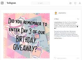 how to use instagram giveaways to grow your following wordstream