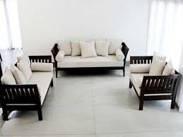 Best  Wooden Sofa Set Designs Ideas On Pinterest Wooden Sofa - Teak wood sofa set designs