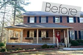 front to back split house add on front porch cost add front porch roof add on front porch
