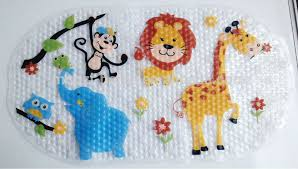 Bathtub Mats Non Slip Non Slip Bath Mats For Kids Fish Cartoon Non Slip Bath Mats Pvc