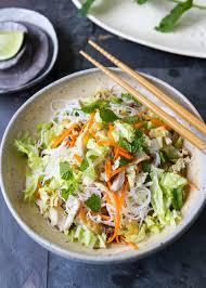 vietnamese rice noodle salad u2014 playin with my food