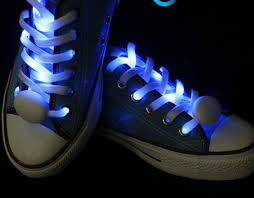 led shoelaces unique speed discover new way of mobility