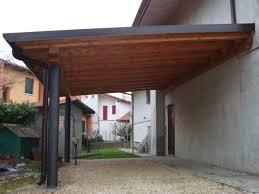 tettoia in ferro tettoie a sbalzo in ferro finest coperture in ferro usate avec