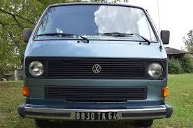 volkswagen vanagon blue very original 1985 volkswagen vanagon in athens ga vintage werkes