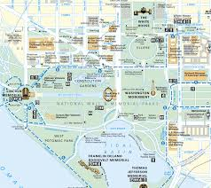Metro Map Dc Pdf by Washington Dc Street Map Gardens And Landscapings Decoration