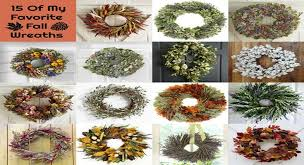 fall wreaths featuredcollage1 15 of my favorite fall wreaths 735x400 jpg