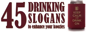 popular wedding sayings 45 slogans for your koozie blue soda promo