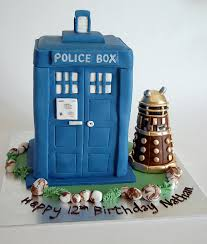 17 geeky tardis cakes to satisfy your hunger for time travel