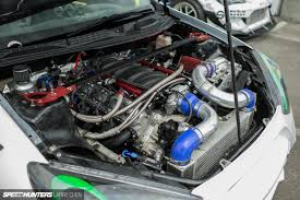 drift jeep horsepower wars the engine bays of formula drift 2015 speedhunters
