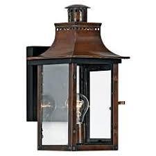 Copper Outdoor Light Fixtures Copper Outdoor Lighting Ls Plus