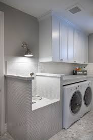 bathroom with laundry room ideas 70 functional laundry room design ideas shelterness