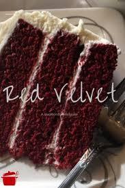 red velvet cake vintage recipe inbetweenitall