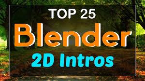 2d intro templates for blender top 25 blender 2d intro templates 2017 free download 2d intros