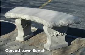 Curved Outdoor Benches Lawn And Garden Benches Nitterhouse Masonry