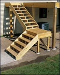 Corner Deck Stairs Design Building Deck Stairs Best Stairs 2017