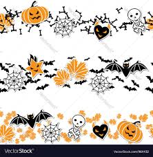 Halloween Banners by Halloween Banners Royalty Free Vector Image Vectorstock