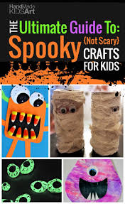 the ultimate guide to spooky halloween crafts for kids project