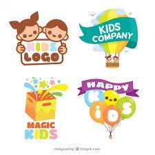 100 free cartoon logo templates fun tastic projects