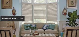 decorating with pastel colors ellner u0027s custom window treatments